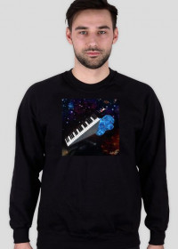 bRAVE kEYBOARDIST Sweatshirt