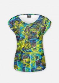 sEN kOSIARZA 12 Koszulka damska Full print