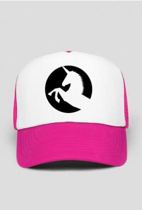 Galopuj jednorożec - czapka TRUCKER