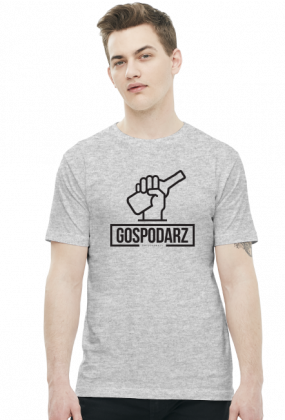koszulka Gospodarz czarny