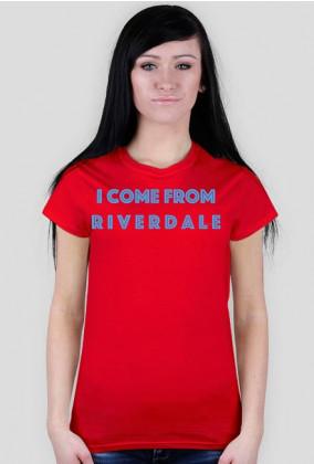 RIVERDALE koszulka damska