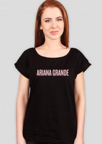 "Koszulka damska ""Ariana Grande"""