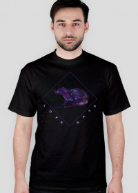 Galaxy Rat T-shirt