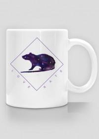 Galaxy Rat Cup