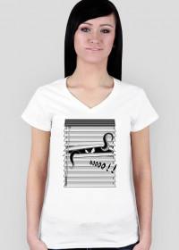 BOOOO!! - koszulka damska