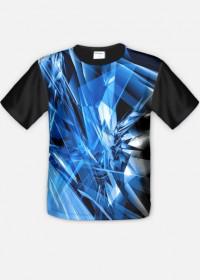 Abstrakcja - koszulka FullPrint