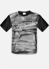 ROCKS - koszulka FullPrint