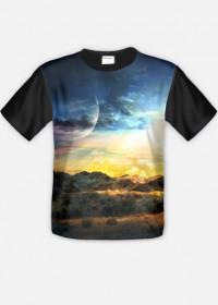 LANDSPACE - koszulka FullPrint