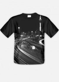 CITY - koszulka FullPrint