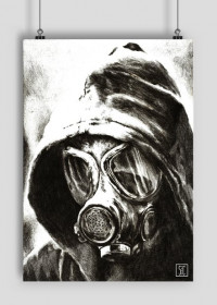 Maska - plakat