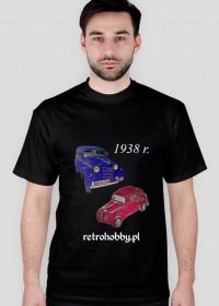 Koszulka Opel Kadett