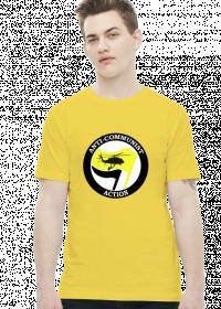 Anticomunistico - koszulka męska (men's t-shirt)