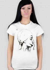 Chusta - koszulka damska