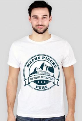 Koszulka Machu Picchu Męska