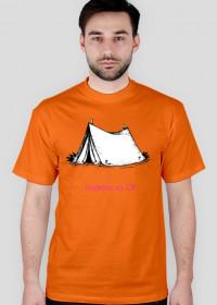 Koszulka męska Podróże są OK v.2