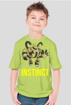 T-SHIRT INSTINCTÓW