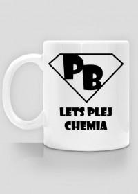Lets plej chemia - kubek