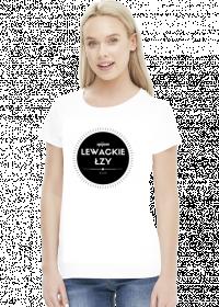 """Koszulka """"Spijam lewackie łzy"""""""
