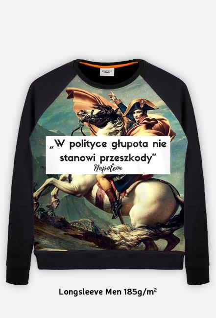 "Bluza męska ""Napoleon"""