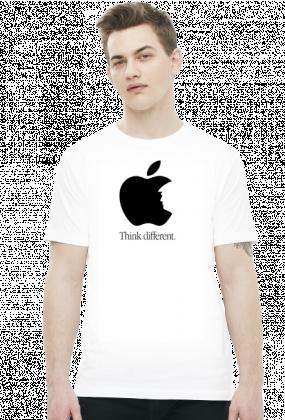 "Koszulka ""Think different"""