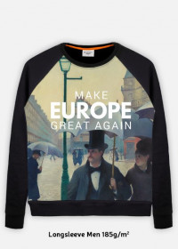 "Bluza męska ""Make Europe Great Again"""