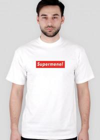 SUPERMENEL BOX LOGO TEE