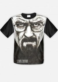 Heisenberg - koszulka męska, fullprint