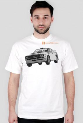Audi in the air