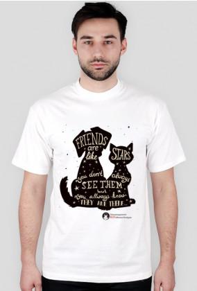 Koszulka męska dla Kotełkowej Drużyny