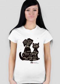 Koszulka damska dla Kotełkowej Drużyny
