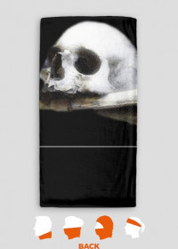 Komin czaszka