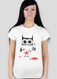 Krwawa sowa - koszulka