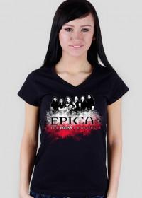 The POLISH Principle T-shirt V neck