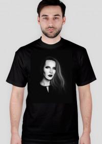 T-shirt męski SMOON (BW)