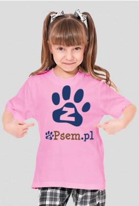 zPsem.pl - koszulka dziewczęca
