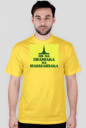 Nie ma Cwaniaka 2 T-Shirt Yellow Men