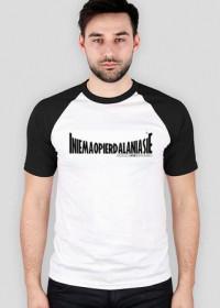 Robert Burneika Text T-Shirt White Men
