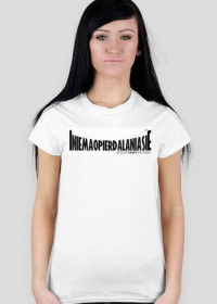 Robert Burneika Text T-Shirt White Women