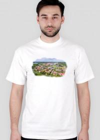 Koszulka męska Zielona Dolina