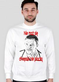 Bluza nie maż sie