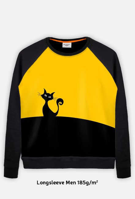 Bluza Black Cat
