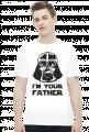 Koszulka męska I'M YOUR FATHER - Star Wars
