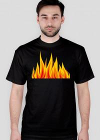 Ognista koszulka