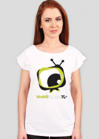 Koszulka damska YoungFace.TV