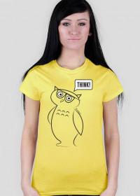 Koszulka damska Think!