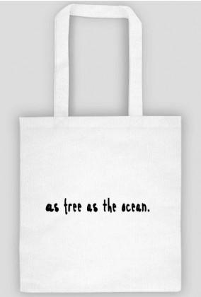 EKO TORBA: as free as the ocean
