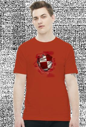 AeroStyle - koszulka z szachownicą lotniczą 3D
