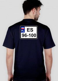 T-shirt - ES 96-100 NOWOŚĆ