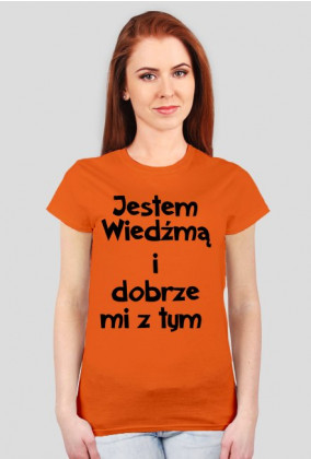 Wiedźmia Koszulka