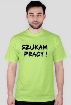 Koszulka szukam pracy v2
